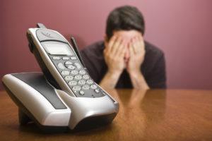 Что делать, если угрожают по телефону?