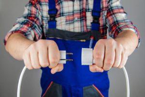 Кража электрической энергии